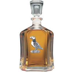 Puffin Capitol Decanter