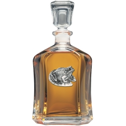 Frog Capitol Decanter