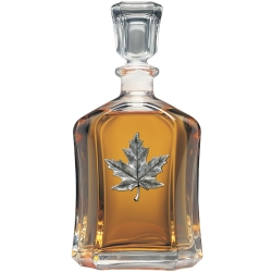 Maple Capitol Decanter
