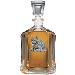 Boxer Capitol Decanter