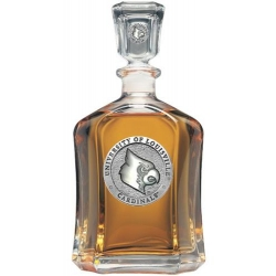 University of Louisville Capitol Decanter