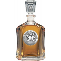 University of Maryland Capitol Decanter