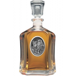 Wolves Capitol Decanter #2