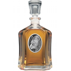 Black Bear Capitol Decanter #2