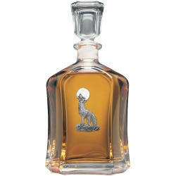 Coyote Capitol Decanter