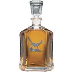 Road Runner Capitol Decanter