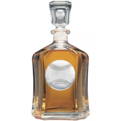 Baseball Capitol Decanter