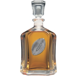 Football Capitol Decanter