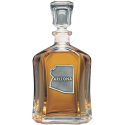 Arizona Capitol Decanter