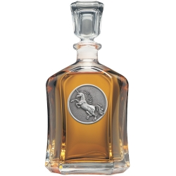 Unicorn Capitol Decanter