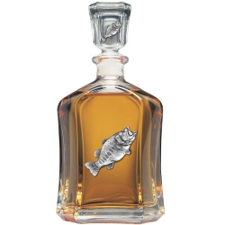 Bass Capitol Decanter