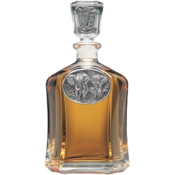 Elephant Capitol Decanter
