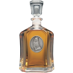 Fox Capitol Decanter