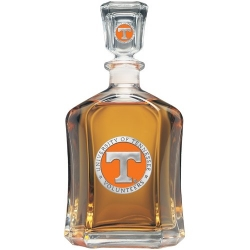 University of Tennessee Capitol Decanter - Enameled