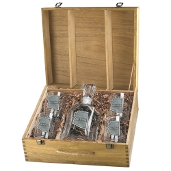 Arizona Capitol Decanter Set w/ Box