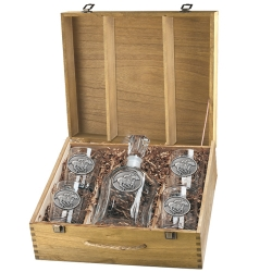 By A Nose Capitol Decanter Set w/ Box