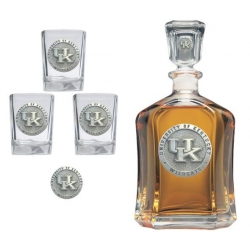 University of Kentucky Capitol Decanter Set