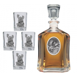 Moose Capitol Decanter Se #2t
