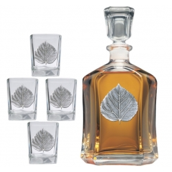 Aspen Capitol Decanter Set