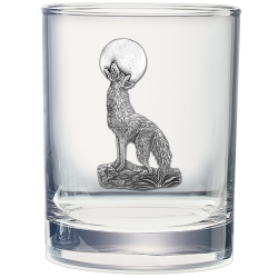 Coyote Double Old Fashioned Glass