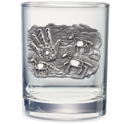 Spirit Pony Double Old Fashioned Glass