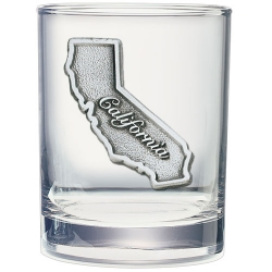 California Double Old Fashioned Glass