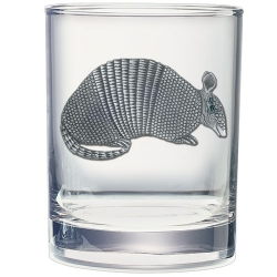 Armadillo Double Old Fashioned Glass