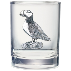 Puffin Double Old Fashioned Glass