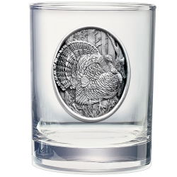 Turkey Double Old Fashioned Glass
