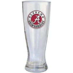 "Alabama ""A"" Crimson Tide Pilsner - Enameled"