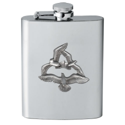 Sea Gulls Flask