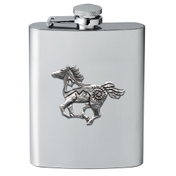 Pony Fetish Flask