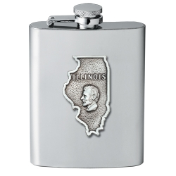 Illinois Flask