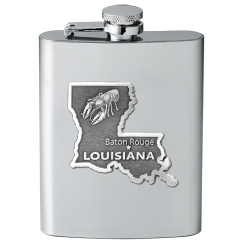 Louisiana Flask