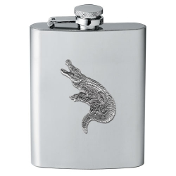 Alligator Flask