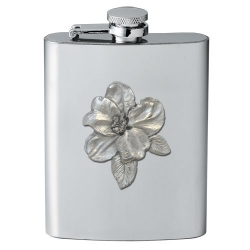 Apple Blossom Flask
