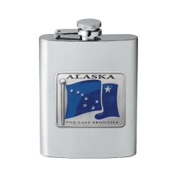 Alaska Flask - Enameled