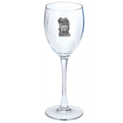 Elk Wine Glass