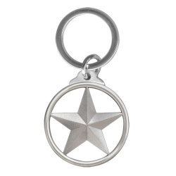 Lone Star Key Chain