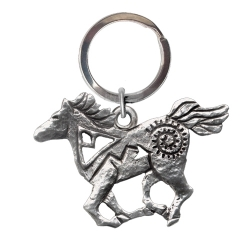 Pony Fetish Key Chain
