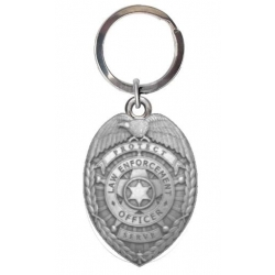 Law Enforcement Key Chain