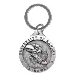 University of Kansas Key Chain