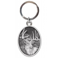 Whitetail Deer Key Chain #2