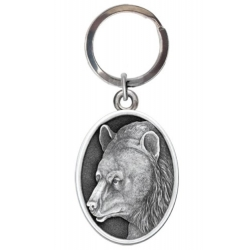 Black Bear Key Chain