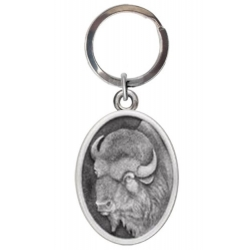 Buffalo Key Chain #2