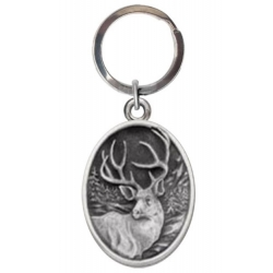 Mule Deer Key Chain