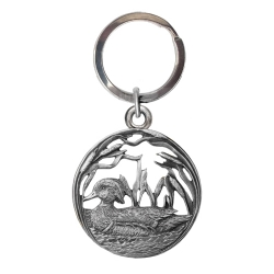 Wood Duck Key Chain
