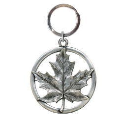 Maple Key Chain