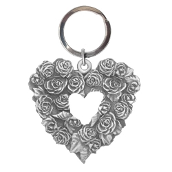 Rose Key Chain