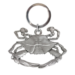 Blue Crab Key Chain